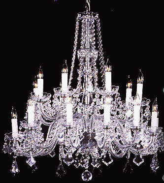 Preciosa lustry chandeliers c3132g 26330 bytes aloadofball Image collections